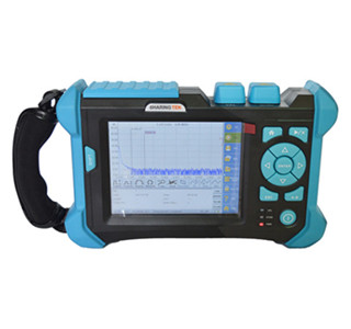 TR600 series Touch Screen OTDR VFL 850/1300nm