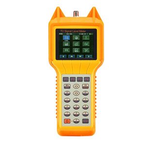 QAM256 SH-SLM60 Digital Signal Level Meter Color Screen